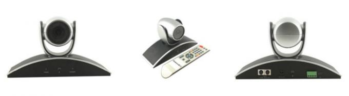 1080P Polycom Conference Room Web Camera , USB PTZ Camera For Video Conferencing