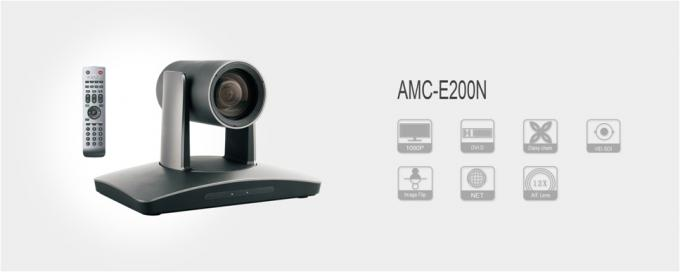 IP HD SDI 1080P 20X Optical Zoom DVI-I PTZ Video Conference Equipment