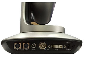 Wide FOV HD USB Video Conference Camera 12MP COMS Sensor For Church / Workstation
