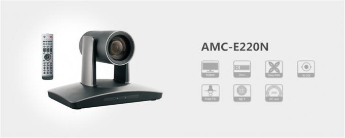 2.14MP 20X Optical Zoom 1080P DVI & SDI IP Video Conference PTZ Camera For Meeting Room