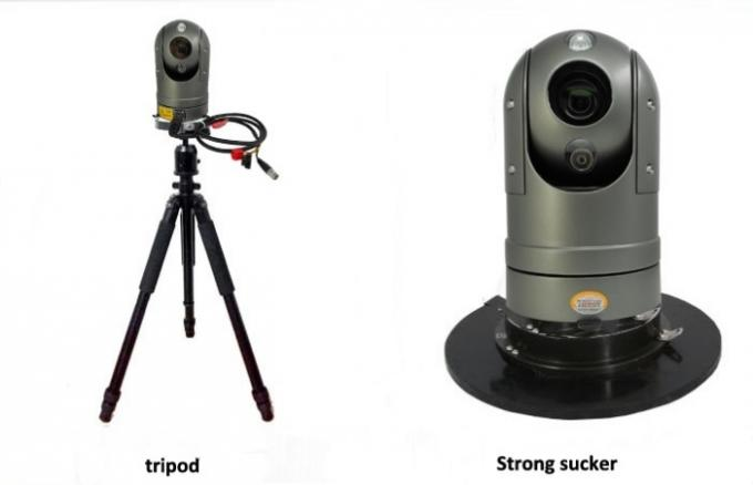 360 Degree HD Rugged Security Camera 1080p For Police Enforcement / Defence Robot