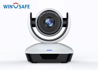 China 1920x1080P@60fps HD USB 10X Optical Zoom Video Conference Camera For Conference Room supplier