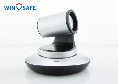 China HD Digital USB3.0 Video Conference Camera 12X Optical Zoom With Microhphone And Multi Language OSD Menu supplier