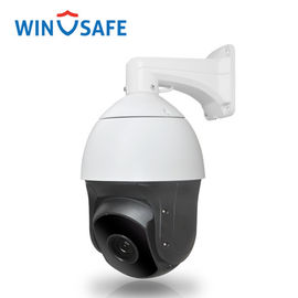 China 1.3MP Outside / Indoor IP PTZ Camera IP66 Constant Current Circuit Design supplier