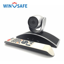 China 1080P30 2.0 USB Video Conference Camera , 12X Optical Zoom USB Camera supplier