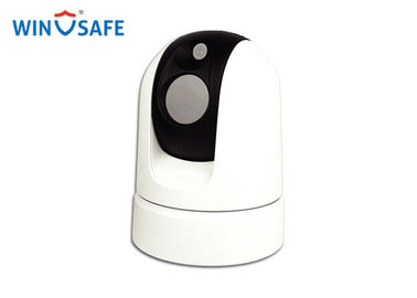 China SDI Dual Sensors Rugged Low Light IP Camera H.264 384 x 288 Resolution supplier