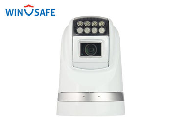 China White Marine HD-SDI & CVBS  Vehicle Mounted PTZ Camera With Image Flip and Wiper supplier