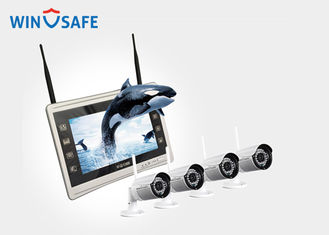 China HD Wireless Security Camera System supplier