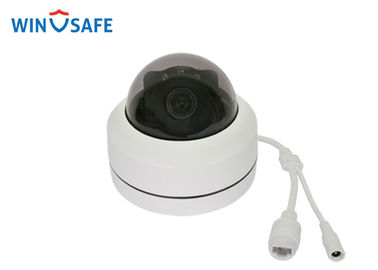 "China 2.5"" Mini 2.0 Megapixel IP66 HD PTZ Dome Camera Metal Shell 3X 20M IR Distance supplier"