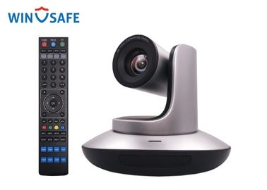 4K 3840X2160p Wide Agnle 12X Optical Zoon IP HD PTZ Video Conference Camera with SDI HDMI & USB Interface