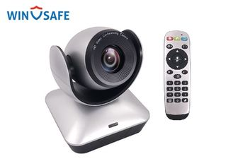 China USB 2.0 Skype PTZ Video Conference Camera With Wide Agnle 1080P 10X Zoom For Meeting Room Solution supplier