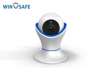 China Two Way Audio WiFi Home Security CCTV Camera Mini HD P2p Indoor Baby Monitor supplier