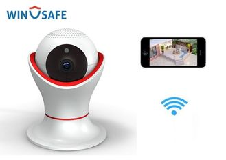 China Wireless Security Full HD IP Camera Two Way Audio High Resolution With Alarm supplier