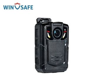 China 4G / 3G / WiFi Body Worn Camera Night Vision 1920 x 1080 For Remote Monitor supplier