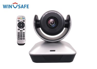 China HD 1080P 60fps USB PTZ Video Conferencing Camera For Telemedicine Cart / Work Station supplier