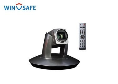 Broadcast Robotic 3G-SDI PTZ Video Conference Camera With IR Remote Controller