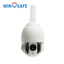 China White Small Ir Hd Analog Security Camera Compatible With Hikvision / Dahua factory