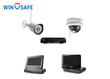 China Real Time P2P Wireless IP Camera System Low Power Consumption CE FCC Certification factory