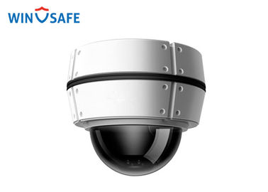 China High Resolution 2MP Full HD IP Camera Outdoor / Indoor With Auto Electronic Shutter factory