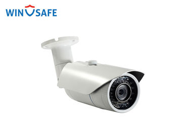 China Infrared Bullet IP Camera HD 1080P Support Two Way Voice Intercom Equipment factory