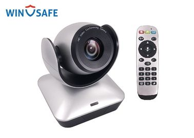 China USB 2.0 Skype PTZ Video Conference Camera With Wide Agnle 1080P 10X Zoom For Meeting Room Solution distributor