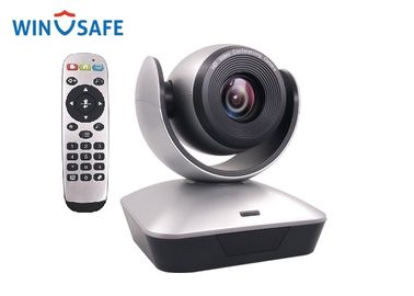 China Grey/ Black 1080P @30fps 10X USB Video Conference Camera Support Skype/ Zoom / Bluejeans factory