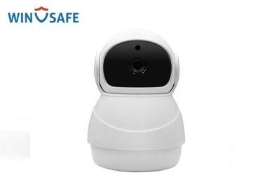 China Home Security Wifi P2P IP Camera 1080P With Micphone / Speaker / SD Card Slot factory