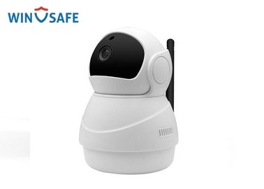 China Pan / Tilt Infrared IP Camera Night Vision , Wireless PTZ Smart Home IP Camera factory