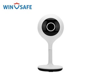 China Baby Monitor P2P Wireless IP Camera 1080P Cloud Storage With 110 ° Viewing Angle distributor