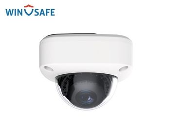 China Outdoor 2.0MP Mini IR Dome Camera 1080P With Fixed Metal Body Onvif Supported distributor