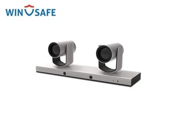 China IP/ HDMI / 3G-SDI Sound Tracking & Motion Tracking High Resolution IP Camera HD1080P60 For Large Meeting Room distributor