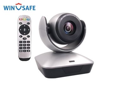 China HD USB PTZ Video Conferencing Camera 10X Optical Zoom 0.1 Lux For Huddle Room distributor
