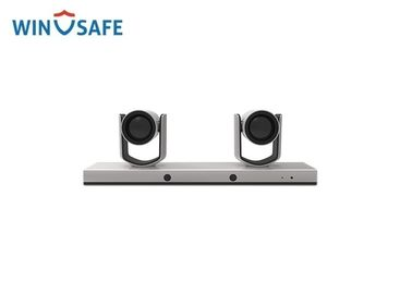 China 1080P IP USB Video Conference Camera Dual Auto Voice Tracking Supported Onvif factory